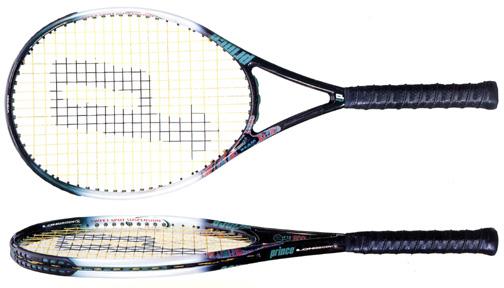 prince ripstick tennis racquet